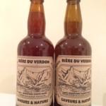 Biere du Verdon van Milou en Martijn